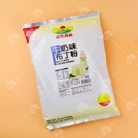 【艾佳】惠昇牛奶布丁粉1KG裝