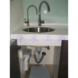 【淨水工廠】JINKON晶工牌FD-3212J/FD3212J快捷式濾水器(含歐式水龍頭組+水質監測器)