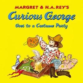 Curious George Goes to a Costume Party 好奇猴喬治的