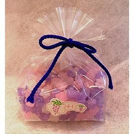 點心~紫藤金平糖^(葡萄口味^)