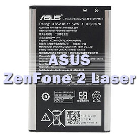 【C11P1501】華碩 ASUS ZenFone 2 Laser ZE601KL/ZE550KL ZE551KL/Selfie ZD551KL Z00UD/ZE600KL Z00MD 原廠電池/原電/原裝電池 3000mAh