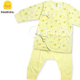 Qbaby 黃色小鴨 夏日系列 肚衣套裝~附反折手套
