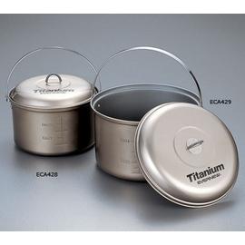 日本製造 EVERNEW 鈦合金陶瓷提鍋.鍋具(LL.429).鈦炊具.不沾鍋處理.重:450g【優惠專案】