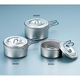 日本製造 EVERNEW 鈦合金鍋具(L.253).鈦炊具.輕量化處理.手把鎖定.重:130g【優惠專案】
