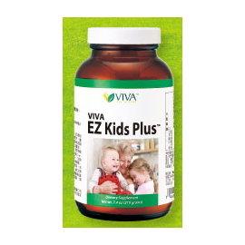 美國威望VIVA 兒童營養粉x3瓶^(純天然兒童綜合維他命^)^~大 店