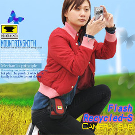 【MountainSmith】 (Flash Recycled-S)多功能相機小包.背包.包包 P070-D481027R