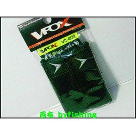 VFOX  VC-402路亞竿伸縮束竿帶(M) 一 組 兩 條 、 彈 性 超 優