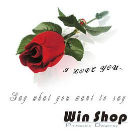 【Q禮品】傳情達意錄音紅玫瑰,附貼心卡片,內建音樂,七夕情人節婚禮最佳贈禮品喔!!