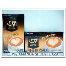 ^~中原TRUNG NGUYEN^~越南咖啡 G7 COFFEECappuccino Ha