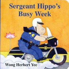 Sergeant Hippo's Busy Week 河馬警官忙碌的一週