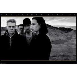 海報 C~02 美國 海報 Vintage U2 Music Poster Joshua