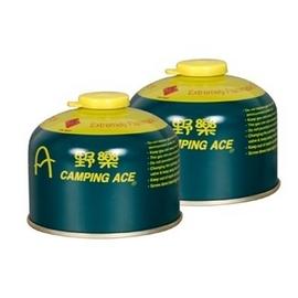 【台灣 CAMPING ACE】230g 穩定型高山瓦斯罐《熱賣款》高山寒地專用異丁烷/丙烷瓦斯罐/單個 ARC-9121