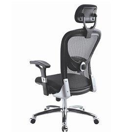 AR01SGA 雅諾特級高背網椅 HAWJOU 豪優人體工學椅