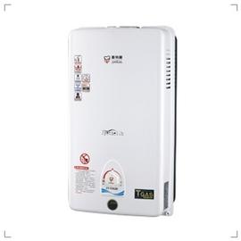 [奇寧寶kilinpo] 喜特麗Jyethelih 屋外RF式大廈電池指示瓦斯熱水器(12L) JT-5303R...