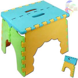 彩色摺疊收納椅(大)~造型輕巧讓你走到哪裡都可以席地而坐~~~