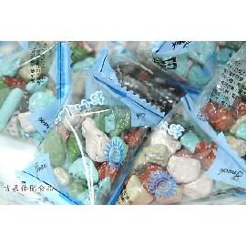 【吉嘉食品】石頭巧克力(粽包).600公克180元{5330-44:600}