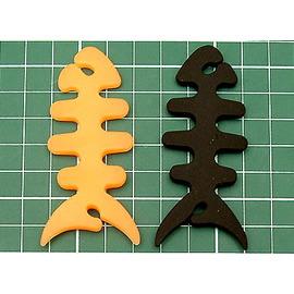 志達電子 魚骨頭造型繞線器.捲線器.集線棒 for iPod、滑鼠線、電源線、耳機