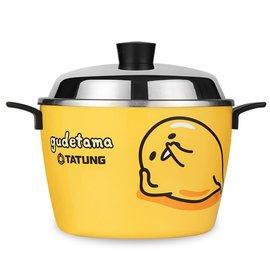 TATUNG大同~蛋黃哥 蒸小電鍋TAC~1B~GT^(304不鏽鋼內膽可蒸蛋烘焙^)
