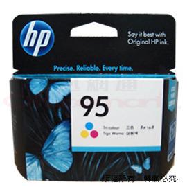 ㊣ HP C8766W HP95 彩色墨水匣  個