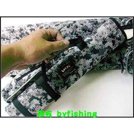 ◎百有釣具◎V-FOX VB-125 迷彩三角蝦竿袋 70cm