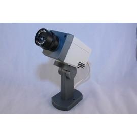感應旋轉監視器/移動式偽裝監視攝機--嚇阻型保全用品