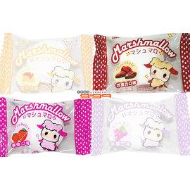 【吉嘉食品】小綿羊棉花糖(巧克力).300公克65元