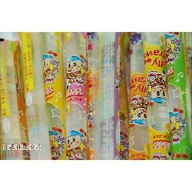 【吉嘉食品】晶晶蒟蒻條~果凍條(素食可)~1500公克100元{RR01:1500}