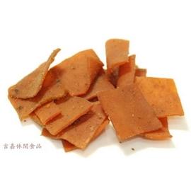 【吉嘉食品】紅香片豆乾(紅片豆乾)(全素).500公克78元{AR37:500}