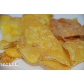 【吉嘉食品】方牌-地瓜片~蕃薯片(純素食) .300公克40元{3001-1:300}