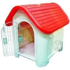 圓弧別墅 小型犬塑膠狗屋