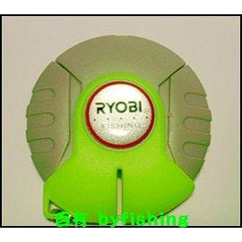◎百有釣具◎  RYOBI 圓夾剪放入隙縫即可壓剪