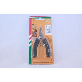 3.5吋電子尖鉗(串珠可用尖嘴鉗)斜口鉗/彎嘴鉗
