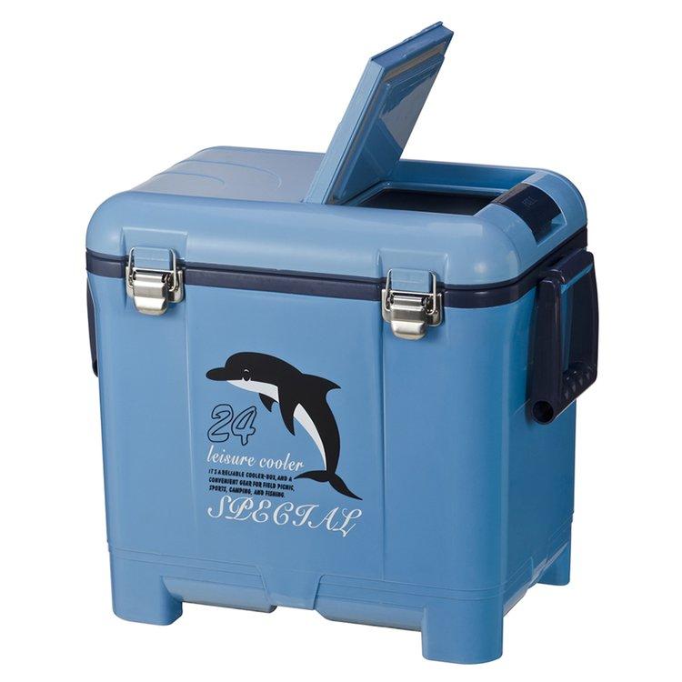 ◎百有釣具◎冰寶系列 TH-240 冰箱~冰桶  24升