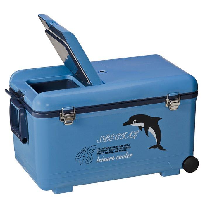◎百有釣具◎冰寶系列 TH- 480 冰箱~冰桶 48升