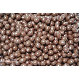 【吉嘉食品】米果巧克力球(散裝) 300公克45元,另有足球巧克力,迷你五彩巧克力{5011:300}