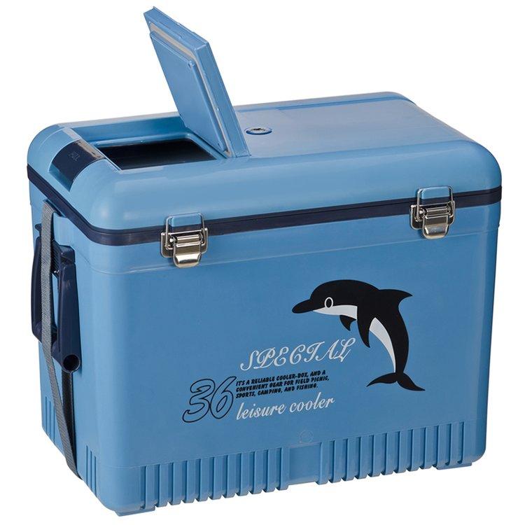 ◎百有釣具◎冰寶系列 TH-360S 冰箱~冰桶 36升