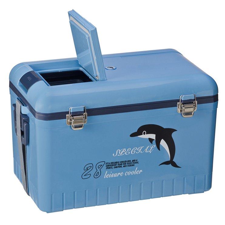 ◎百有釣具◎冰寶系列 TH-280S冰箱~冰桶 28升