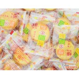 【吉嘉食品】古早味麥芽餅/雙金包福(黑糖).300公克53元