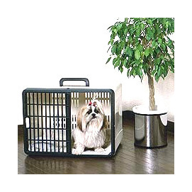 ~米可多寵物 ~ IRIS寵物提籃外出提籃外出籠可攜帶式寵物屋多 用途
