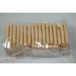 【吉嘉食品】香菜餅 1盒300公克48元,另有鳳凰捲,北田糙米捲,五糧糙米捲{3140:1}