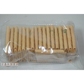 【吉嘉食品】香菜餅 1盒300公克46元,另有鳳凰捲,北田糙米捲,五糧糙米捲{3140:1}