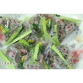 【吉嘉食品】零食物語 梅子鹹葡萄乾(粽包) 300公克60元{XVD15:300}