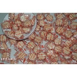 【吉嘉食品】單顆包裝仙楂餅 300公克40元{7029:300}