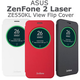 【原廠皮套】華碩 ASUS ZenFone 2 Laser 5.5吋 ZE550KL/ZE551KL Z00LD 智慧透視皮套/側掀手機保護套/保護殼