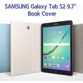 【東訊公司貨-原廠翻頁皮套】SAMSUNG Galaxy Tab S2 9.7吋 SM-T810/T815 書本式保護套/智能休眠側掀