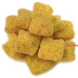 【吉嘉食品】雞塊鬆餅(黑胡椒/海苔)‧600公克88元‧另有洋芋片,洋芋球
