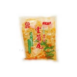 【吉嘉食品】雲筍尾[缺貨]/酸菜筍 400公克原廠包裝批發價49元