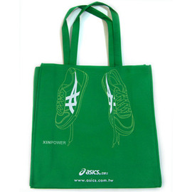 Asics~環保購物袋(ASI-GN)(綠)