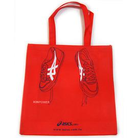Asics~環保購物袋(ASI-RD)(紅)