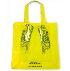 Asics~環保購物袋(ASI-YL)(黃)